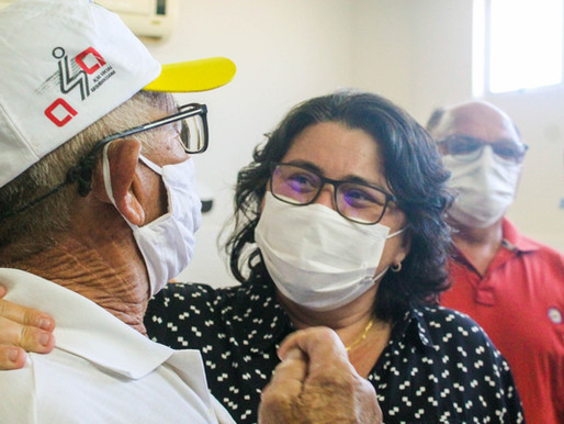 Sesam realiza mutirão para cirurgia de catarata