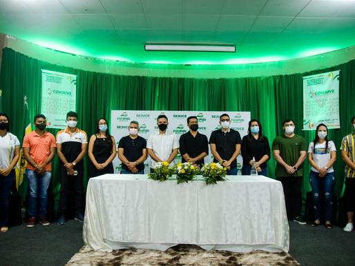 SEJUCE apresenta os integrantes do Conselho Municipal da Juventude de Piripiri