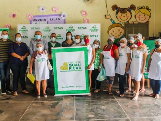 SETAS e SENAR oferecem capacitação gratuita pelo projeto Qualificar em Piripiri