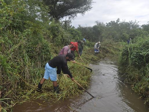 Secretaria de Meio Ambiente começa a limpeza de duas reservas ecológicas de Piripiri