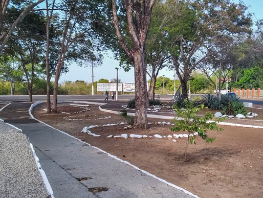 SEMAD de Piripiri continua com trabalho de limpeza de ruas e avenidas