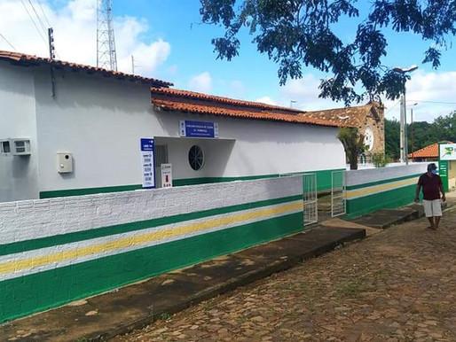 SESAM reforma seis unidades básicas de saúde em Piripiri