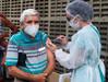 Novo Drive-Thru em Piripiri garante imunização aos idosos