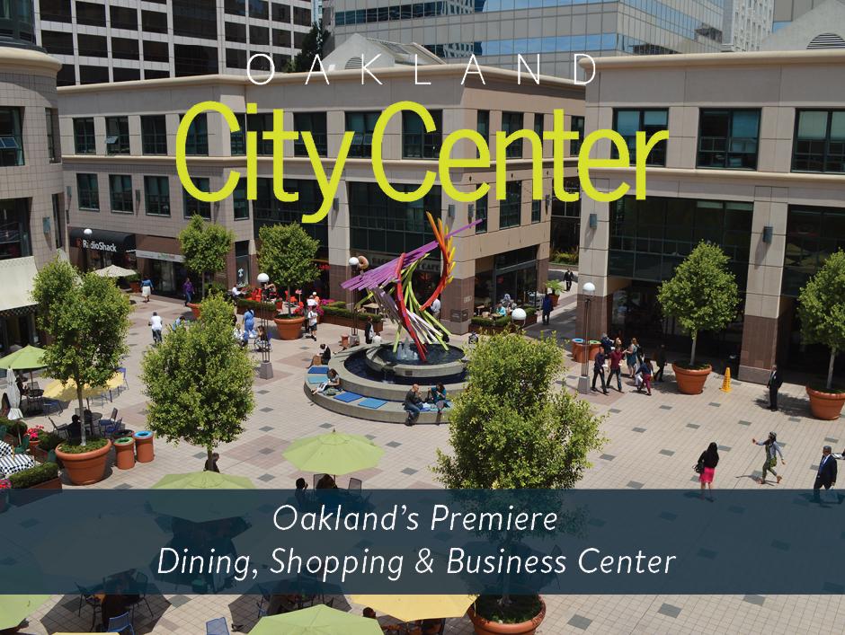 Oakland City Center   Oakland