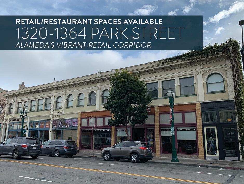 Park Street   Alameda