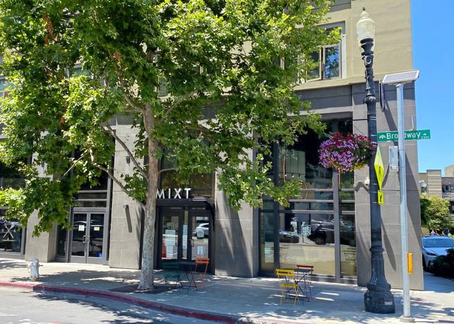 Mixt | Broadway, Oakland