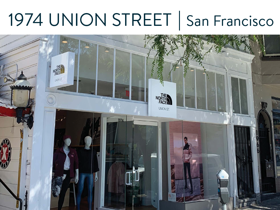 1974 Union Street   San Francisco