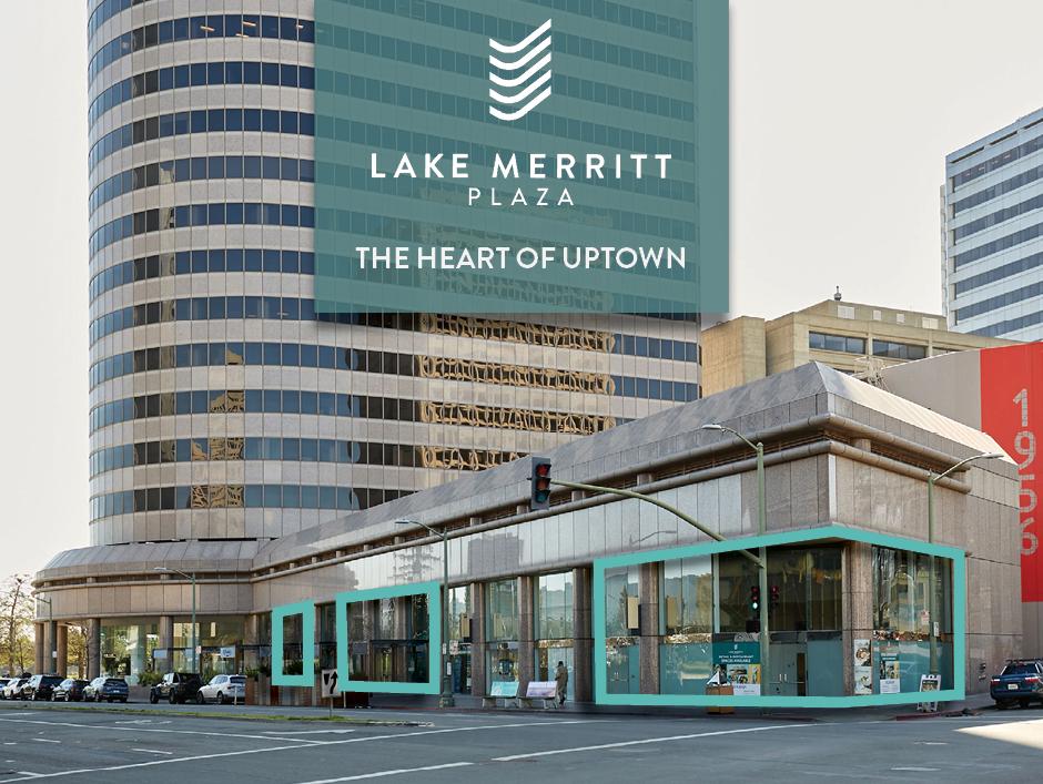 Lake Merritt Plaza   Oakland