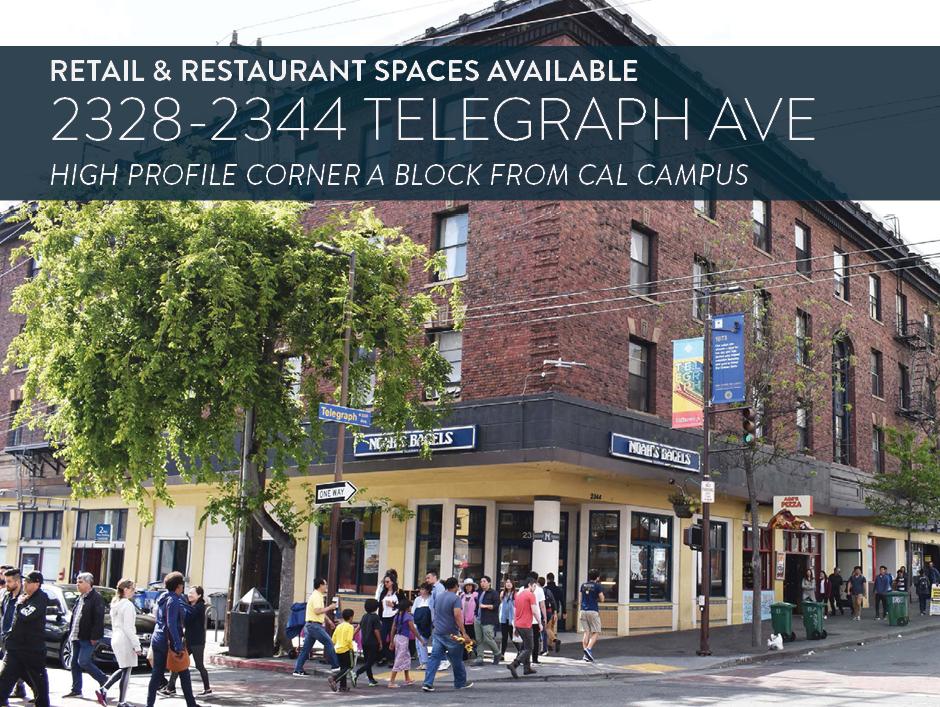 2340 Telegraph Ave   Berkeley
