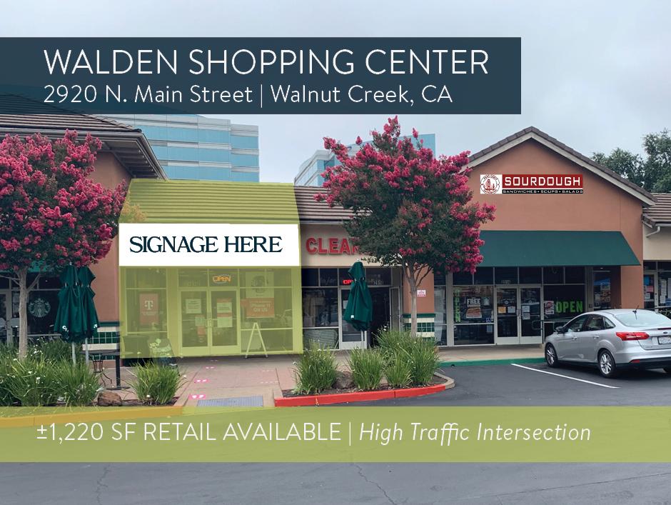Walden Center   Walnut Creek