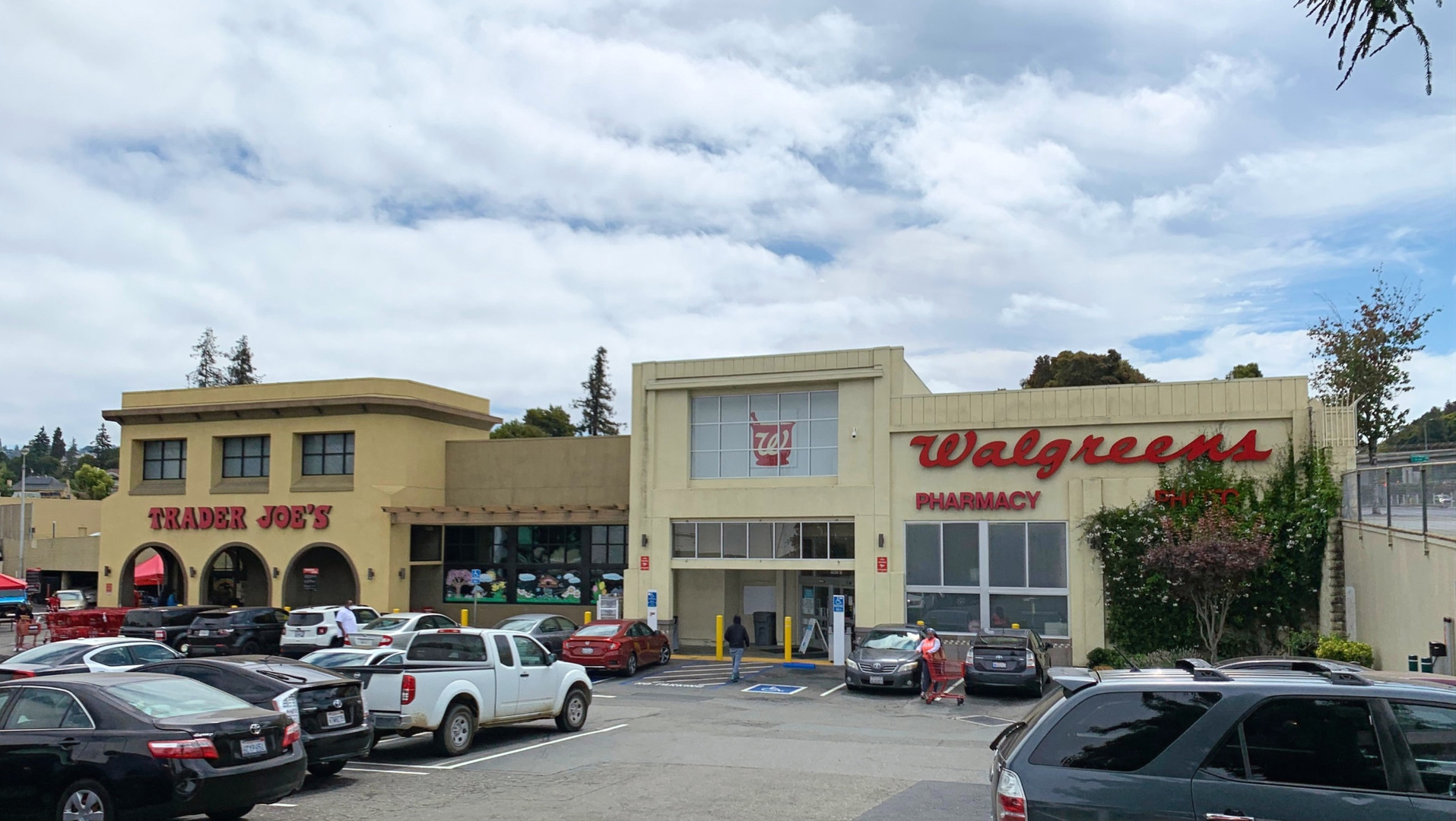 Trader Joe's & Walgreens | Lakeshore Ave, Oakland