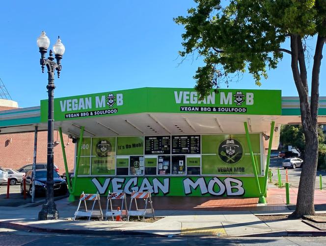 Vegan Mob | Lake Park Ave, Oakland