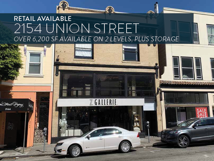 2154 Union Street   San Francisco