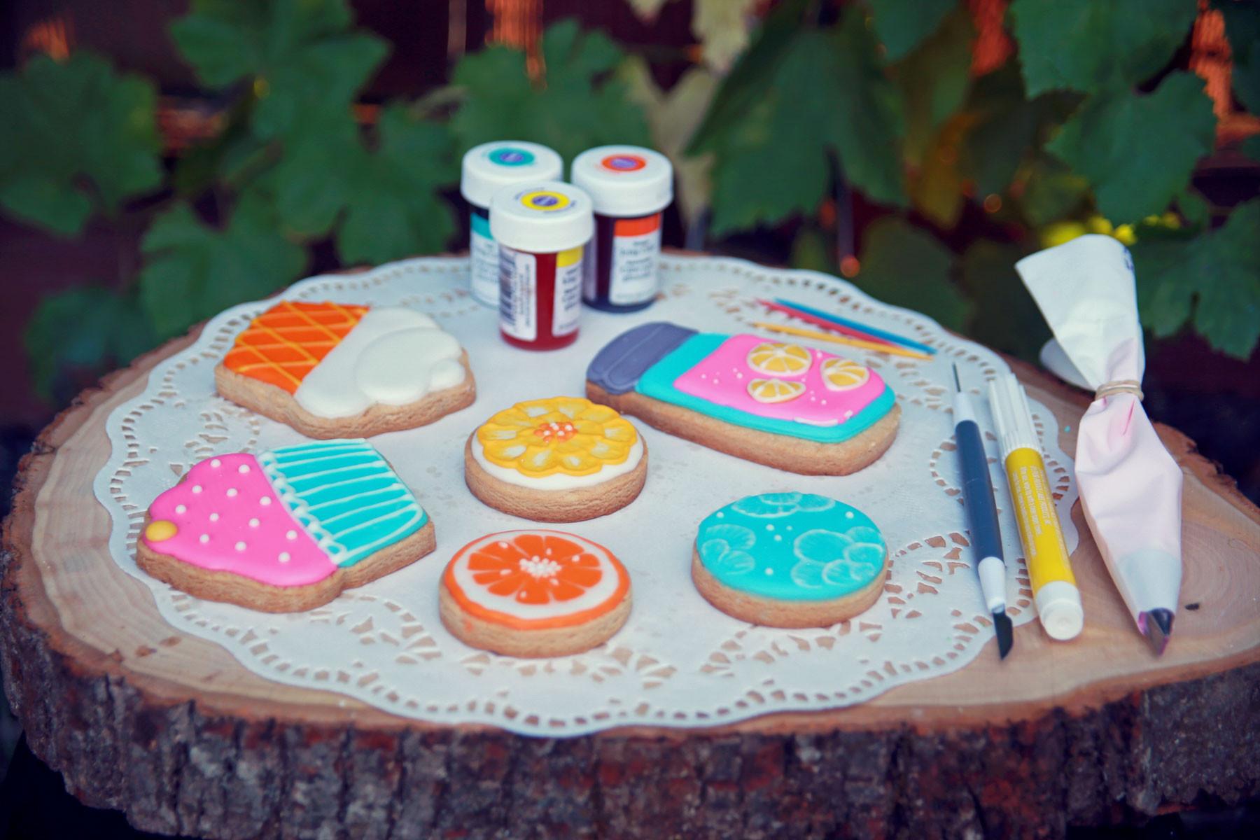 Cookie Decorating Class/ September 6