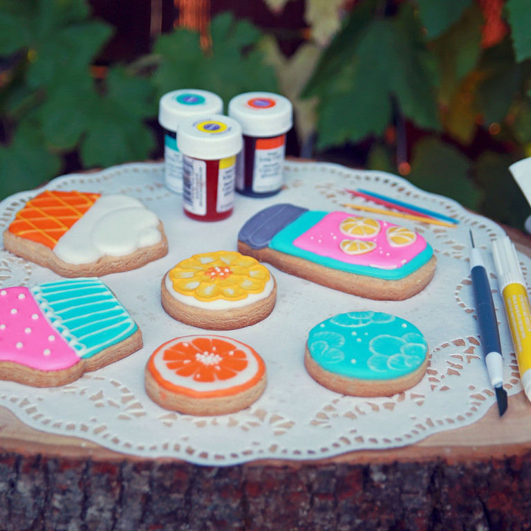 Cookie Decorating Class/ July 3