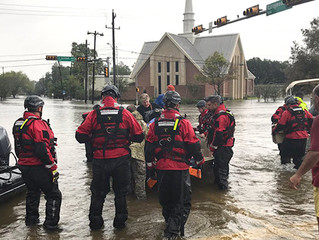 Donations for Hurricane Harvey Relief