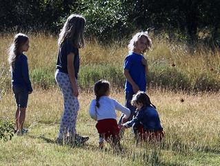 Butterflies and Children