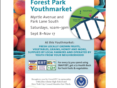 John Adams High School Youth Market