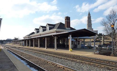 Alexandria Train Station - National Park