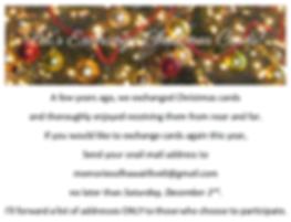 2017 Christmas Card Exchange Memo.png
