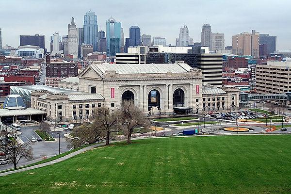 Kansas City UnionStation - John LeCoque
