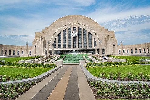 Cincinnati Union Terminal - MJ - Creativ