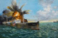 Sinking_of_the_SS_Robin_Moor,_1941_By Mi