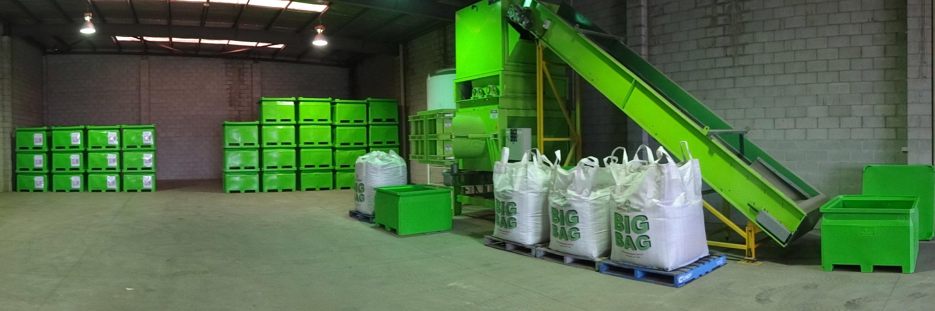 Bettergrow Bettergrow S Food Waste Facility