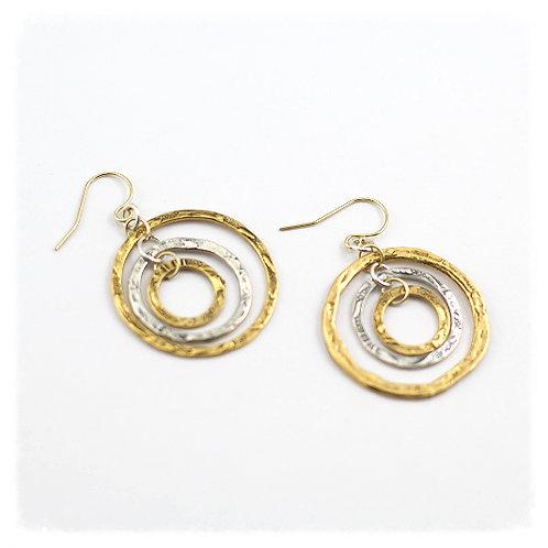 Orbiting Earrings