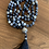 Thumbnail: Zebra Jasper Mala Necklace