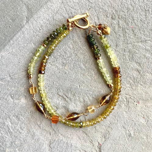 Fall Harvest bracelet
