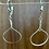 Thumbnail: Simple Lotus Drop earrings