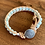 Thumbnail: Amazonite Single Leather Wrap