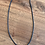 Thumbnail: Lapis and Leather Necklace