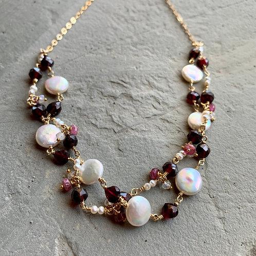 Berry Harvest Necklace