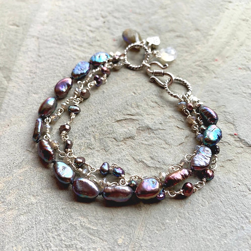 Winter Storms Bracelet