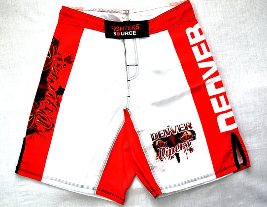 FSL  2015 -Denver Vipers -Men's  Shorts