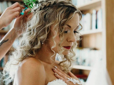 Bridal hair trends of 2020