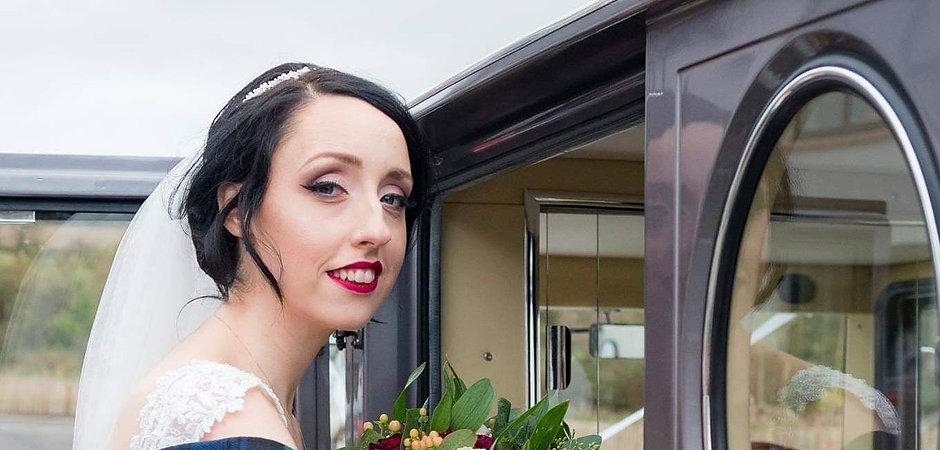 Wedding Hair and Makeup Artists Linlithgow, Edinburgh Scotland