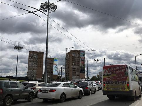 пр. Кирова, 302 ул., Московское шоссе ул