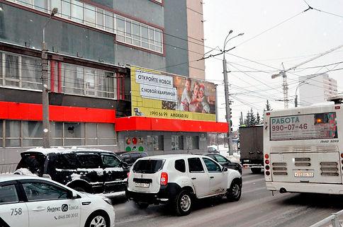 Московское шоссе ул., Мичурина 54 ул. (1