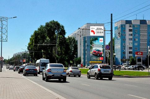 Московское шоссе 260 ул., Аминева ул. (1