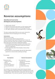 Reverse assumptions