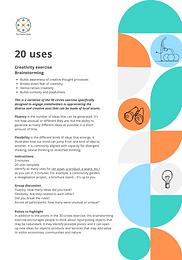20 Uses