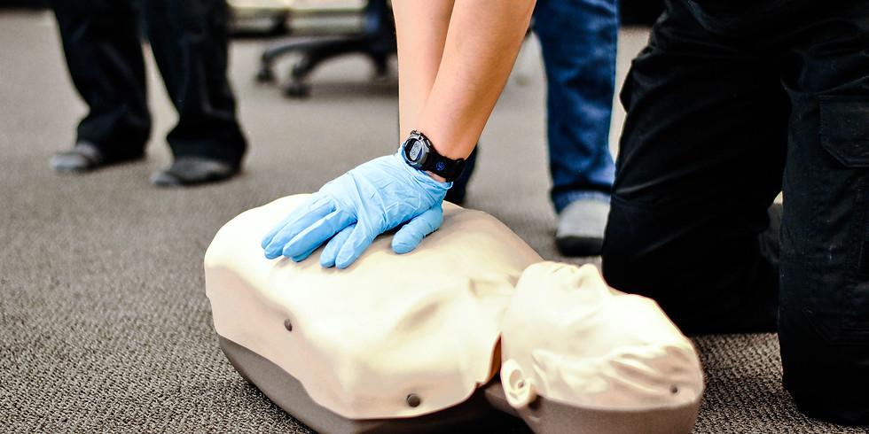 SFA CPR-C/AED BL Recert