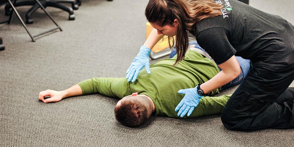 CPR-C/AED BL Recert