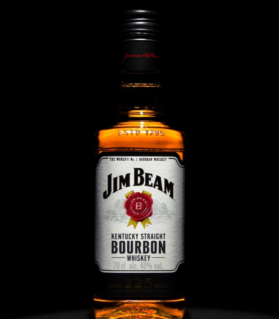 Jim Beam Werbung