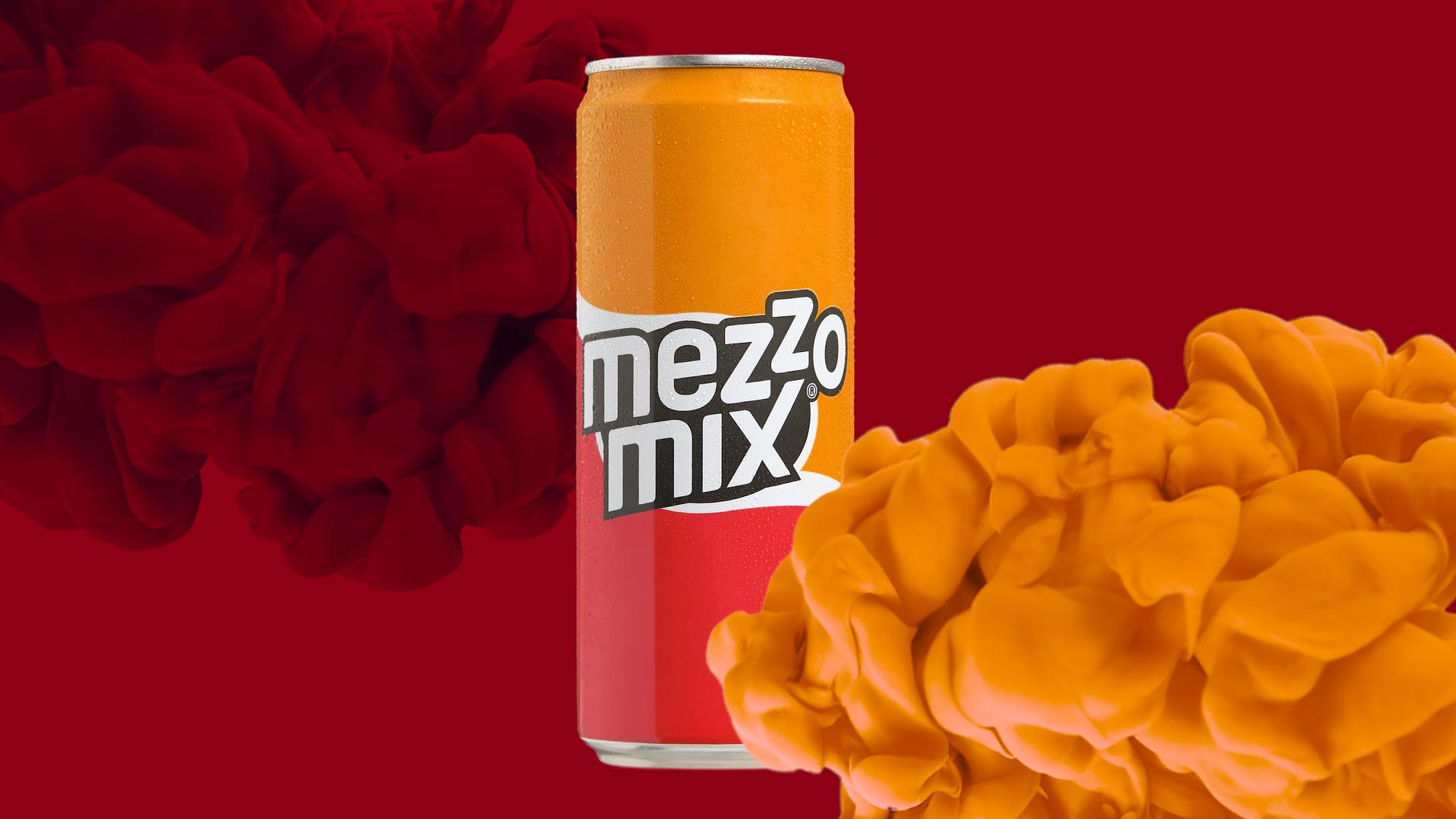 Mezzo Mix Werbung