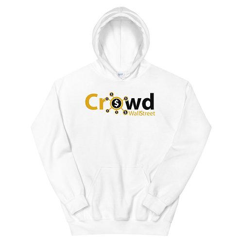 Crowd WallStreet Unisex Hoodie