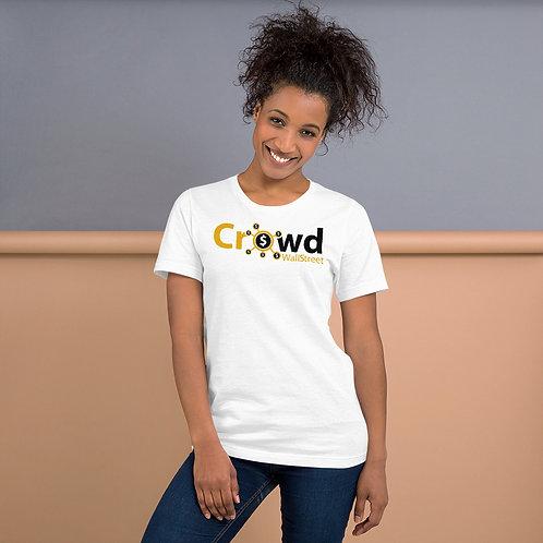 Crowd WallStreet Short-Sleeve Unisex T-Shirt
